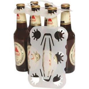 6 Pack Bottle Holders