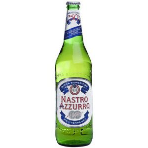 Nastro Azzur Long Necks